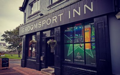 Eating out – The Groomsport Inn
