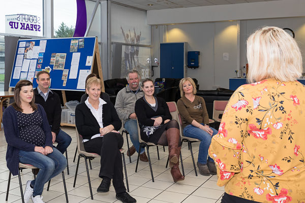 communications skills training county down