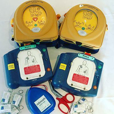 AED DEFIBRILLATOR TRAINING BANGOR